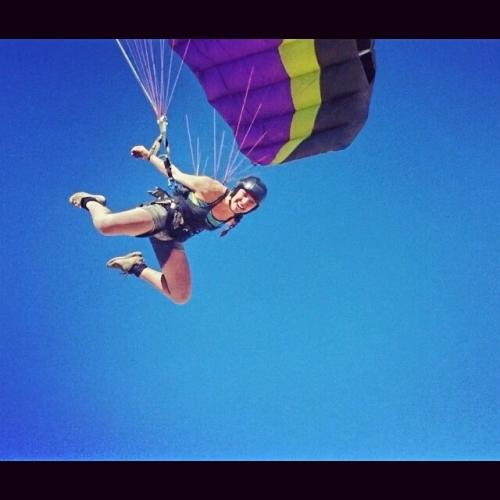 Jessica Flying