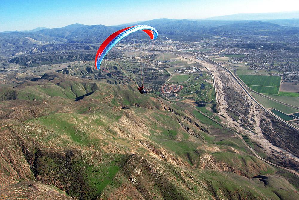 Paragliding 5